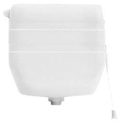 CAIXA DESCARGA BRANCA 9LT GRANPLAST