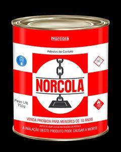 CONTATO ADESIVO 1/4 750GR NORCOLA