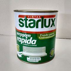 FUNDO PARA GALVANIZADO 3,6 LT BRANCO STARLUX