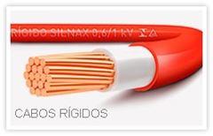 CABO RIGIDO 1KV 06.00MM PRETO HEPR SIL