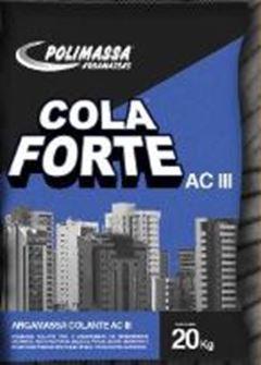ARGAMASSA AC-III / PORCELANATO15KG CINZA
