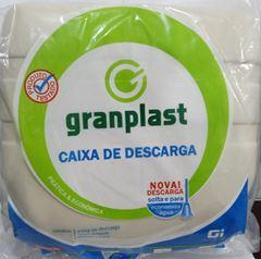 CAIXA DESCARGA MARFIM 9LT GRANPLAST