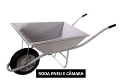 CARRO DE MAO 60LT REFORÇADO G14 ESPERA