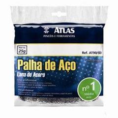 PALHA DE ACO N.02 GROSSA ATLAS