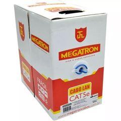 CABO LAN CAT5 AZUL COM 305 METROS MAGATRON