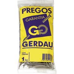 PREGO 20X34 - 3X8 GERDAU
