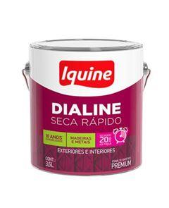 ESMALTE DIALINE SECAGEM RAPIDA 3,6LT BRANCO NEVE