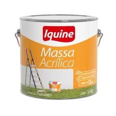MASSA ACRILICA 5,4KG IQUINE GALÃO