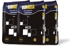 ARGAMASSA AC-II 15KG BOA MASSA