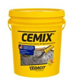 ADITIVO PLASTIFICANTE BD 20KG VEDACIT - (CEMIX)