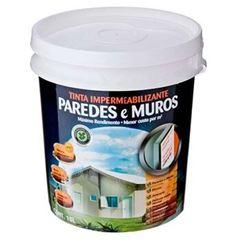 HYDRONORTH IMPERMEABILIZANTE PAREDES/MUROS 3,6LT BRANCO