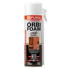 ESPUMA EXPANSIVA 500ML ORBI