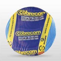 CABO FLEXIVEL 01.50MM AZUL COBRECOM COM 100MT