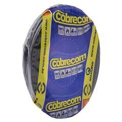 CABO FLEXIVEL 01.50MM PRETO COBRECOM COM 100MT