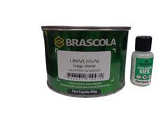 MASSA PLASTICA BRANCO 400G BRASCOLA