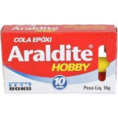 ADESIVO ARALDITE HOBBY 16GR TEKBOND