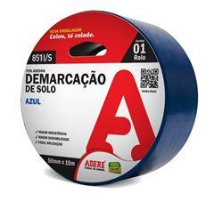 FITA DERMARCAÇÃO 50X30 AZUL ADERE
