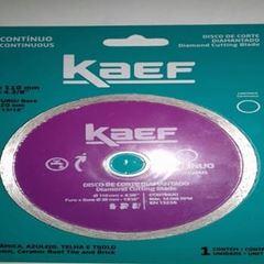 DISCO DIAMANTADO CONTINUO 110X20MM KAEF