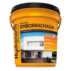 HYDRONORTH PINTURA EMBORRACHADA 18LT BR