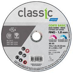 DISCO CORTE 4.1/2 CLASIC BASIC NORTON