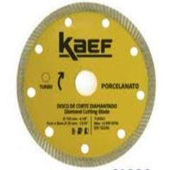 DISCO DIAMANTADO PORCELANATO 105MM KAEF