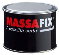 MASSA PLASTICA CINZA 500G ROYALFIX