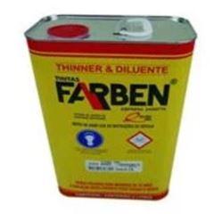 THINER PROFISSIONAL 7000 5L FARBEN