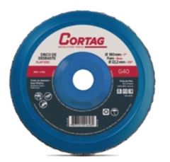DISCO FLAP 4.1/2 GR-120 CORTAG