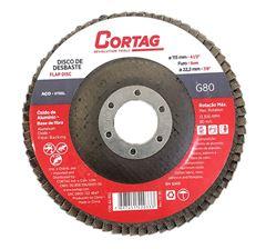 DISCO FLAP 4.1/2 GR-080 CORTAG