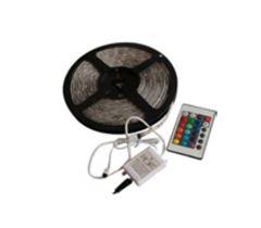 FITA LED INT 24W 5M 12V RGB NITROLUX