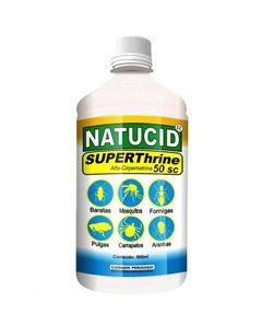SUPERTHRINE 500ML NATUCID