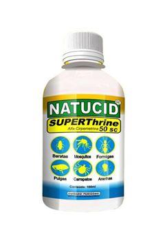 SUPERTHRINE 100ML NATUCID