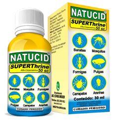 SUPERTHRINE 30ML NATUCID