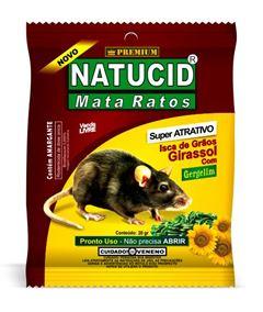 MATA RATOS SACHE 20GR NATUCID