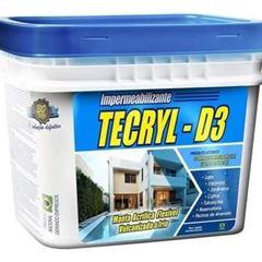 TECRYL D-3 4KG AZUL